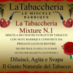 AROMI LA TABACCHERIA 10ML LINEA ELITE MIXTURE N.1