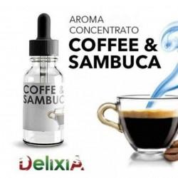 AROMA DELIXIA 10ML COFFE&SAMBUCA