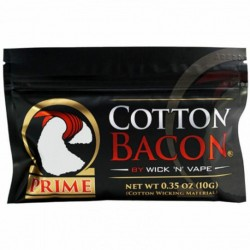 COTTON COTTON BACON PRIME - WICK N VAPE