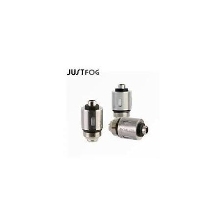 COIL ORGANIC COTTON 5 PCS (S14/G14/C14/Q16) - JUSTFOG