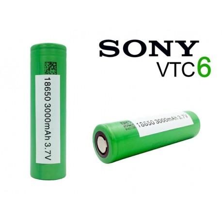 SONY VTC6 - 3000MAH - 30A