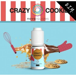 AROMA CRAZY COOKIE 10ML- NOVA LIQUIDES