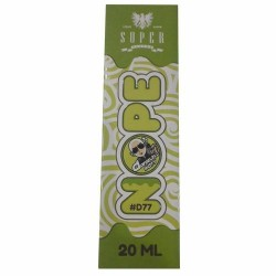 D77 NOPE  CONCENTRATO 20ML - SUPERFLAVOR