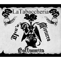 AROMI LA TABACCHERIA 10ML HELL\'S MIXTURES BAFFOMETTO
