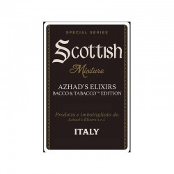 SCOTTISH BACCO&TABACCO SCOMPOSTO 20ML - AZHAD'S