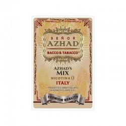 SENOR BACCO&TABACCO SCOMPOSTO 20ML - AZHAD'S