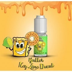 AROMA BUTTER KEY LIME DONUT 10ML - MR. BUTTER
