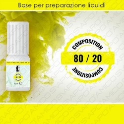 BASE LOP 10ML 80/20
