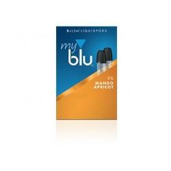 myblu® Mango Apricot 0mg