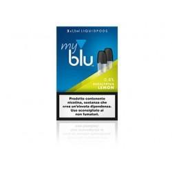 myblu® Eucalyptus Lemon0mg