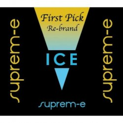 AROMA 10ML SUPREM-E FIRST PICK ICE RE-BRAND - REBREND