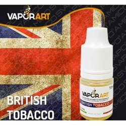 VAPORART 10 ML BRITISH TOBACCO