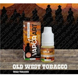 VAPORART 10 ML OLD WESTTOBACCO