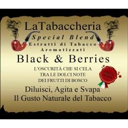 AROMI LA TABACCHERIA 10ML SPECIAL BLEND BLACK & BERRIES