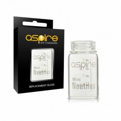 GLASS TUBE NAUTILUS MINI BVC (2ML) - ASPIRE