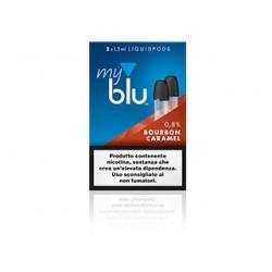 myblu® Bourbon Caramel 8mg