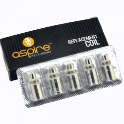COIL BVC REGULAR K1/ET-S/SPRYTE/FLUO (5PCS) - ASPIRE
