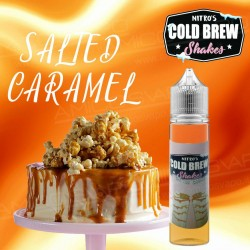 AROMA SCOMPOSTO SALTED CARAMEL - 20ml - COLD BREW