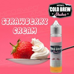 AROMA SCOMPOSTO STRAWBERRY & CREAM - 20ml - COLD BREW