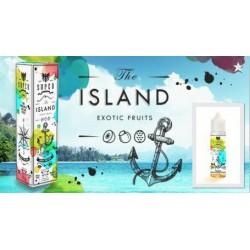 THE ISLAND 50ML MIX&VAPE - SUPERFLAVOR