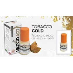 VAPORART 10 ML GOLD TOBACCO