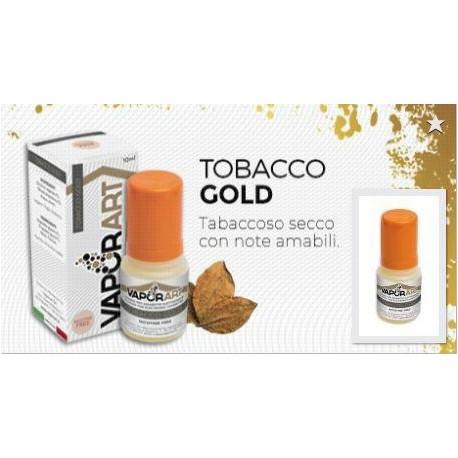 VAPORART 10 ML GOLD TOBACCO