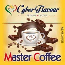 AROMA 10ML CYBER FLAVOUR MASTER COFFEE