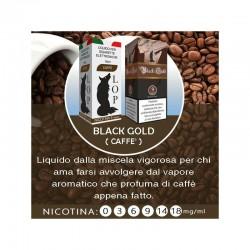 LOP 10 ML CAFFE' (BLACKGOLD)