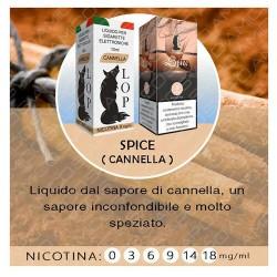 LOP 10 ML CANNELLA (SPICE)
