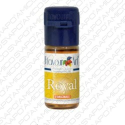 FLAVOURART 10 ML TABACCO ROYAL