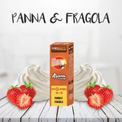 PANNA E FRAGOLA 10+10 ML MIX SERIES MR.CAKE - SVAPO NEXT