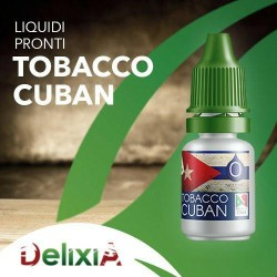 TOBACCO CUBAN 10 ML - DELIXIA