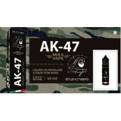AK-47 40ML MIX&VAPE - IL SANTONE DELLO SVAPO