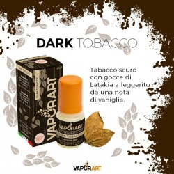 VAPORART 10 ML DARK TOBACCO