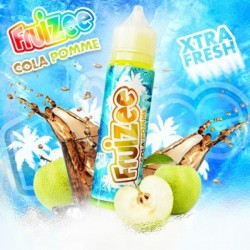 COLA APPLE AROMA SCOMPOSTO 20ML - FRUIZEE -ELIQUID FRANCE