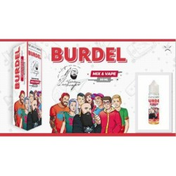 BURDEL 50ml MIX&VAPE - ENJOYSVAPO