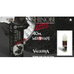 SHINOBI DARK 40ML MIX&VAPE - VALKIRIA