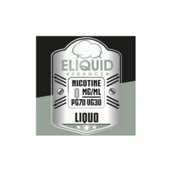 AROMA LIQUORICE 10ML - MONO - ELIQUID FRANCE