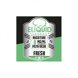 AROMA XL FRESH 10ML - MONO - ELIQUID FRANCE
