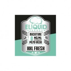 AROMA XXL FRESH 10ML - MONO - ELIQUID FRANCE