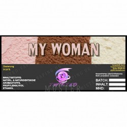 Aromi Twisted 10ml  MY WOMAN