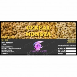 Aromi Twisted 10ml CEREAL MONSTA