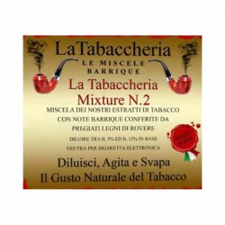 AROMI LA TABACCHERIA 10ML LINEA ELITE BARRIQUE N.2