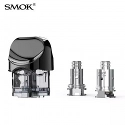 POD NORD 3ML WITH COIL MESH - REGULAR -1PCS- SMOK