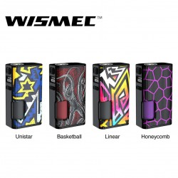 BOX LUXOTIC SURFACE BOX80W - WISMEC