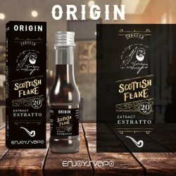AROMA ESTRATTO SCOTTISH FLAKE 20ML LINEA ORIGIN - ENJOYSVAPO