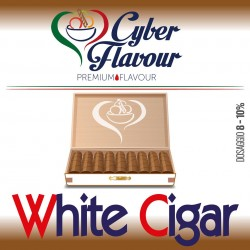AROMA 10ML CYBER FLAVOUR WHITE CIGAR