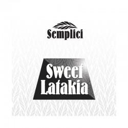 SWEET LATAKIA SCOMPOSTO20ML - SEMPLICI - AZHAD'S