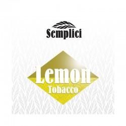 LEMON TOBACCO SCOMPOSTO20ML - SEMPLICI - AZHAD'S