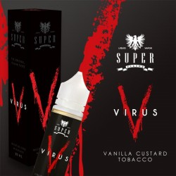 VIRUS 50ML MIX&VAPE - SUPERFLAVOR